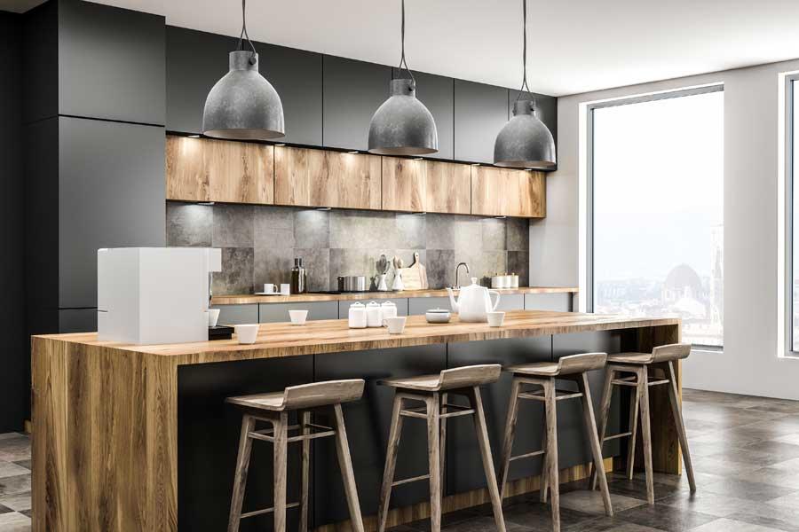 5 Idee per arredare una cucina moderna