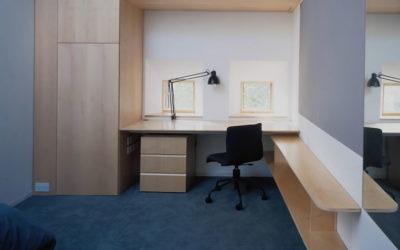 La cameretta componibile: tutti i vantaggi dello studio degli spazi e del rendering