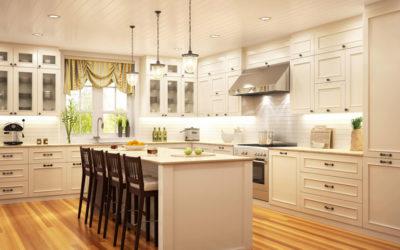 La cucina: l'ambiente ideale per dare libero sfogo alla nostra creatività
